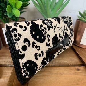 Loungefly Hello Kitty Trifold Wallet
